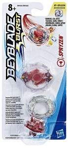 Волчок Hasbro BEYBLADE Bey Single Top Spryzen  (B9500 / В9502)