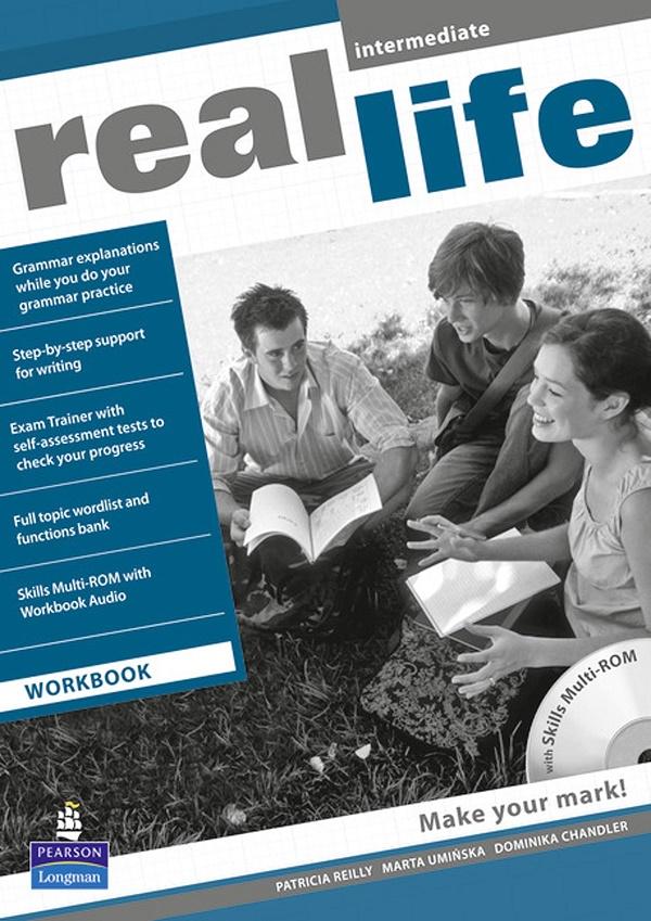Купить Real Life Global Intermediate Workbook and Multi-ROM Pack, Patricia Reilly, 9781408239469, 978-1-4082-3946-9