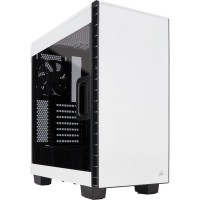 Корпус Corsair 'Carbide Clear 400C Windowed, white-black' (CC-9011095-WW)