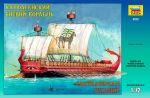 Сборная модель Звезда 'Карфагенский боевой корабль' 1:72 (9030)