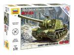 Сборная модель Звезда 'Советский истребитель танков ИСУ-122' 1:72 (5054)