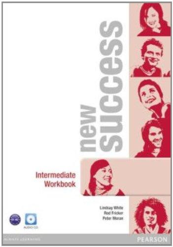 Купить Success Intermediate Workbook with Audio CD Pack, Lindsay White, 9781408297124