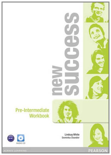 Купить Success Pre-Intermediate Workbook with Audio CD Pack, Dominika Chandler, 9781408297148