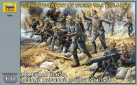 Сборная модель Звезда 'Немецкая пехота Первой мировой войны 1914-1918 гг.' 1:72 (8083)