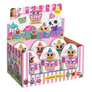 Игровой набор CAKE PETS серии 'Пёсики' Волшебное яйцо (D155008-4530)