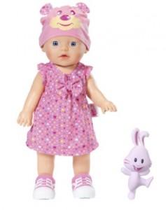 Интерактивная кукла ZAPF My little baby born 'Учимся ходить' 32 см (823484)