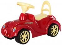 Машинка для катания Орион Ретро красная (Орион 900)