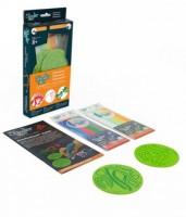 Набор аксессуаров для 3D-ручки 3Doodler Start  'Динозавры' (48 стержней, 2 шаблона) (3DS-DBK-DN-COM)