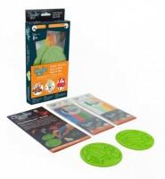 Набор аксессуаров для 3D-ручки 3Doodler Start  'Водный мир' (48 стержней, 2 шаблона) (3DS-DBK-SE-COM)