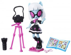 Мини-кукла Hasbro My Little Pony. Equestria Girls 'Photo Finish' с аксессуарами (B4909 / B9471)