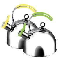 Подарок Чайник Maestro 2.5 л желтый (MR1332)
