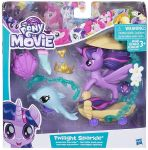 Игровой набор Hasbro My Little Pony Undersea Carriage 'Twilight Sparkle' (C3284)