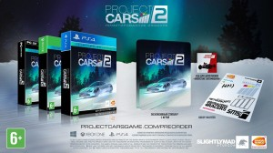 скриншот Project Cars 2. Limited Edition PS4 #2