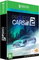 игра Project Cars 2. Limited Edition Xbox One