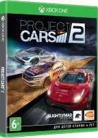 игра Project CARS 2 Xbox One