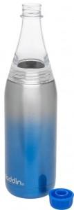 фото Термобутылка Aladdin Fresco Twist&Go 0,6л синяя (6939236337182) #2