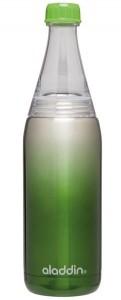 Термобутылка Aladdin Fresco Twist&Go 0,6л зеленая (6939236337175)