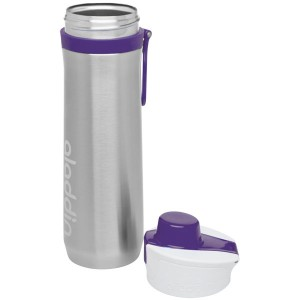фото Термобутылка для воды Aladdin Active 0,6л фиолетовая (6939236337236) #2