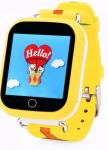 Детские умные часы с GPS трекером Smart Baby Watch TD-10 (Q150) Yellow