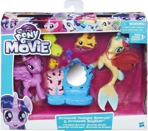 Набор Hasbro My Little Pony Пони-парочки 'Princess Twilight Sparkle and Princess Skystar' (B9160/C2493EU40)
