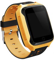Детские умные часы с GPS трекером G900A (Q65) Yellow
