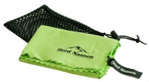 Походное полотенце Fjord Nansen Tramp Light L Herbal Green towel (00000007222)