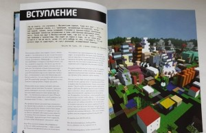 фото страниц Minecraft. Пошаговое руководство по строительству #3
