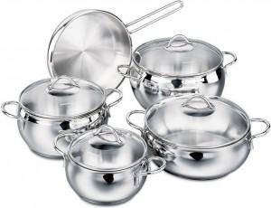 Набор посуды Korkmaz 'Tombik', 9 предметов (A1800)
