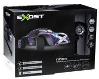 Машинка на р/у Silverlit Exost Икс нова 1:18 (Nova) 'Ультра скорость' премиум класса (TE161)
