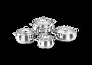 Набор посуды Korkmaz 'Mona', 8 предметов (A1626)