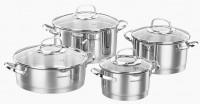 Набор посуды Korkmaz 'Steama', 8 предметов (A1999)