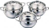 Набор посуды Korkmaz 'Tombik', 6 предметов (A1801)
