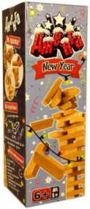 Настольная игра 'Дженга New Year'