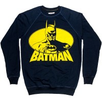 Свитшот Lucky Humanoid 'Batman' (XL)
