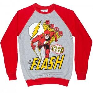 Свитшот Lucky Humanoid 'Flash' (S)