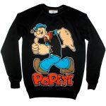 Свитшот Lucky Humanoid 'Popeye 2' (S)