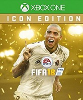 игра FIFA 18 Icon Edition Xbox One