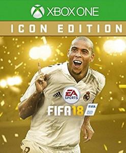 игра FIFA 18 Icon Edition Xbox One
