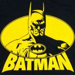 фото Футболка Lucky Humanoid 'Batman 2' (L) #2