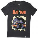 Футболка Lucky Humanoid 'Batman: grey' (L)