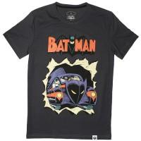 Футболка Lucky Humanoid 'Batman: grey' (M)