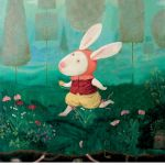 фото страниц Календарь настенный на 2018 год 'Gapchinska. Алиса в стране чудес' #2