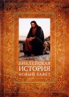 Книга Библейская история. Новый Завет
