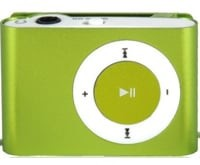 MP3 player microSD (green)