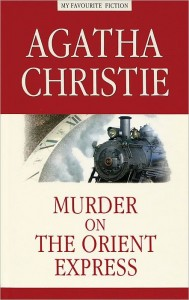 Книга Murder on the Orient Express