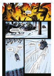 фото страниц Секретная служба. Kingsman #3