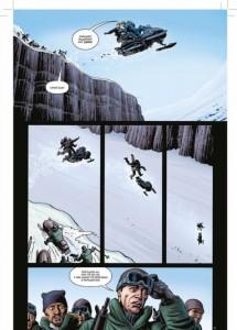 фото страниц Секретная служба. Kingsman #2
