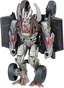 Робот-трансформер Hasbro Transformers-5 One Step Decepticon Berserker (C0884_C2823)