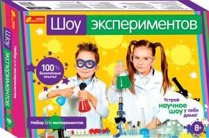 Набор для экспериментов 'Шоу экспериментов'