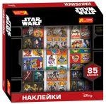 Набор наклеек в коробке Disney 'Звездные войны'